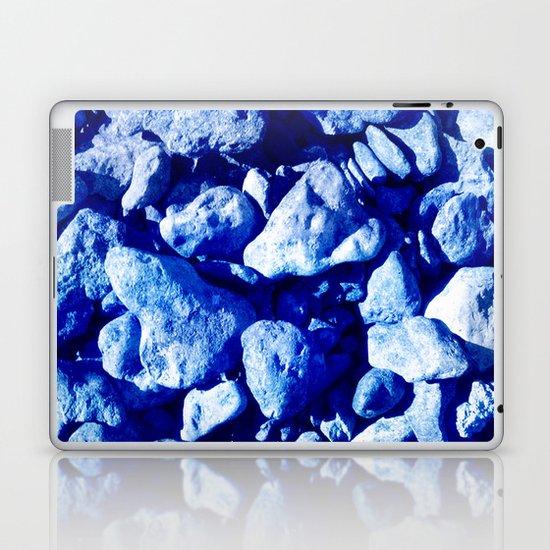Ancestry Blues  Laptop & iPad Skin