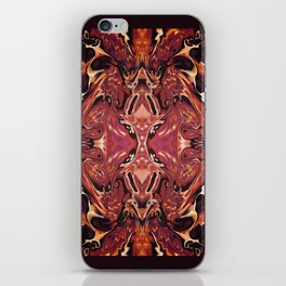 Flames. iPhone Skin