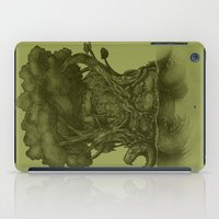 atlas iPad Cases featuring Atlas by Nick Volkert