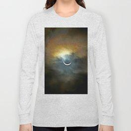 Solar Eclipse 2 Long Sleeve T-shirt