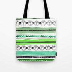 Pattern / Nr. 4 Tote Bag