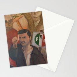 Resureccion del PRI Stationery Cards