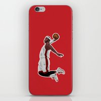 lebron iPhone & iPod Skins featuring Lebron James by siddick49