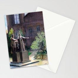 Alma Mater: U of Illinois Urbana Champaign Stationery Cards