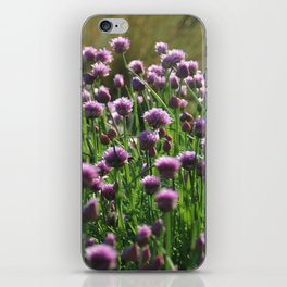 Chives 2 iPhone Skin