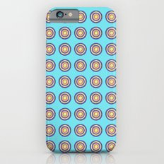 Tania Circle Repeat iPhone 6s Slim Case