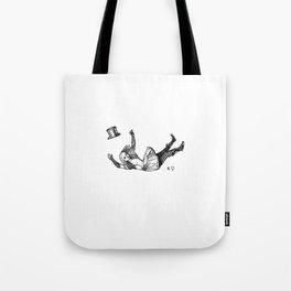 Alice Falls Tote Bag