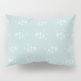 Floral Pattern #1 #decor #art #society6 Pillow Sham