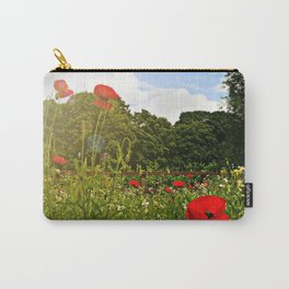 Sun kissed poppies Carry-All Pouch
