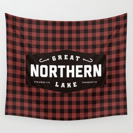Great Northern Lake Wall Tapestry