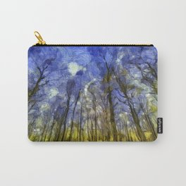 Fantasy Art Forest Carry-All Pouch
