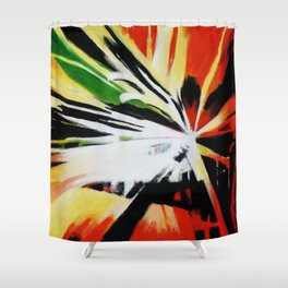 Eternal Light Shower Curtain