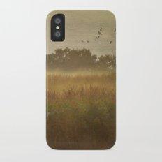 Misty Meadow Slim Case iPhone X