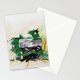 Accident two Stationery Cards