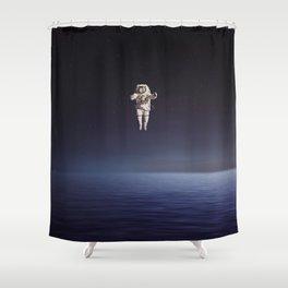 Levitate Shower Curtain