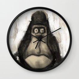 mr. Ape Wall Clock