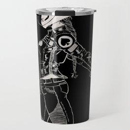 Ton-Up Chick Travel Mug