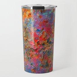 Rust Texture 43 Travel Mug
