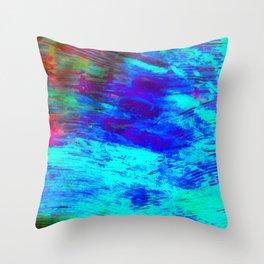 Ocean S57 Throw Pillow