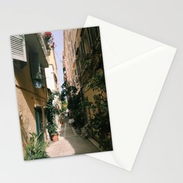 Corfu Alley Stationery Cards
