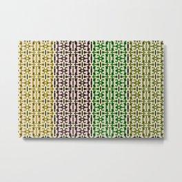 Colorandblack serie 86 Metal Print
