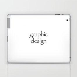 Graphic Design Laptop & iPad Skin