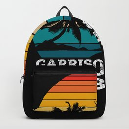 GARRISON BEACH BARBADOS Backpack