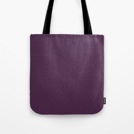 Fashionable shades of Aubergine Tote Bag