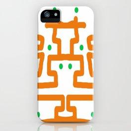 Design 5 iPhone Case