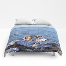 Something on the Beach Comforters