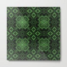 Emerald v6 Metal Print