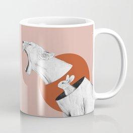 Lioness Bunny Coffee Mug