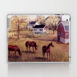 Nova Scotia, CANADA                             by Kay Lipton Laptop & iPad Skin