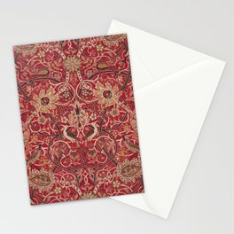William Morris Bullerswood Pattern Stationery Cards