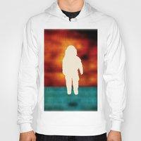 brand new Hoodies featuring Brand New - Deja Entendu by NEVER AGAIN