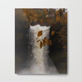 I am a waterfall Metal Print