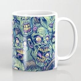 Zombie Repeatable Pattern Coffee Mug