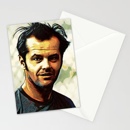 R.P Mcmurphy Stationery Cards