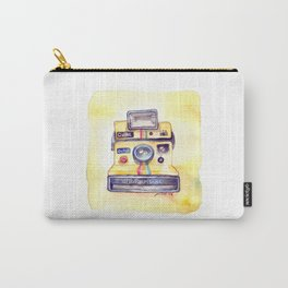 Vintage gadget series: Polaroid OneStep camera Carry-All Pouch