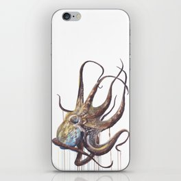 He'e - Octopus iPhone Skin
