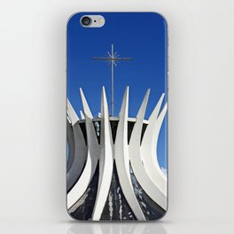 Brasilia, Brazil iPhone Skin