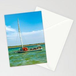 Lagoa do Paraiso Jericoacoara Brazil Stationery Cards