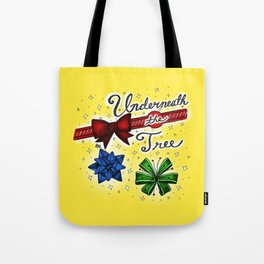 Underneath the Tree Tote Bag