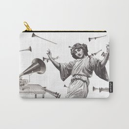 gotta be rock and roll music Carry-All Pouch