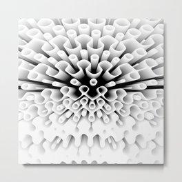3D #068 Metal Print