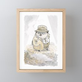 Fetch Ketchum: The Genuine Article Framed Mini Art Print