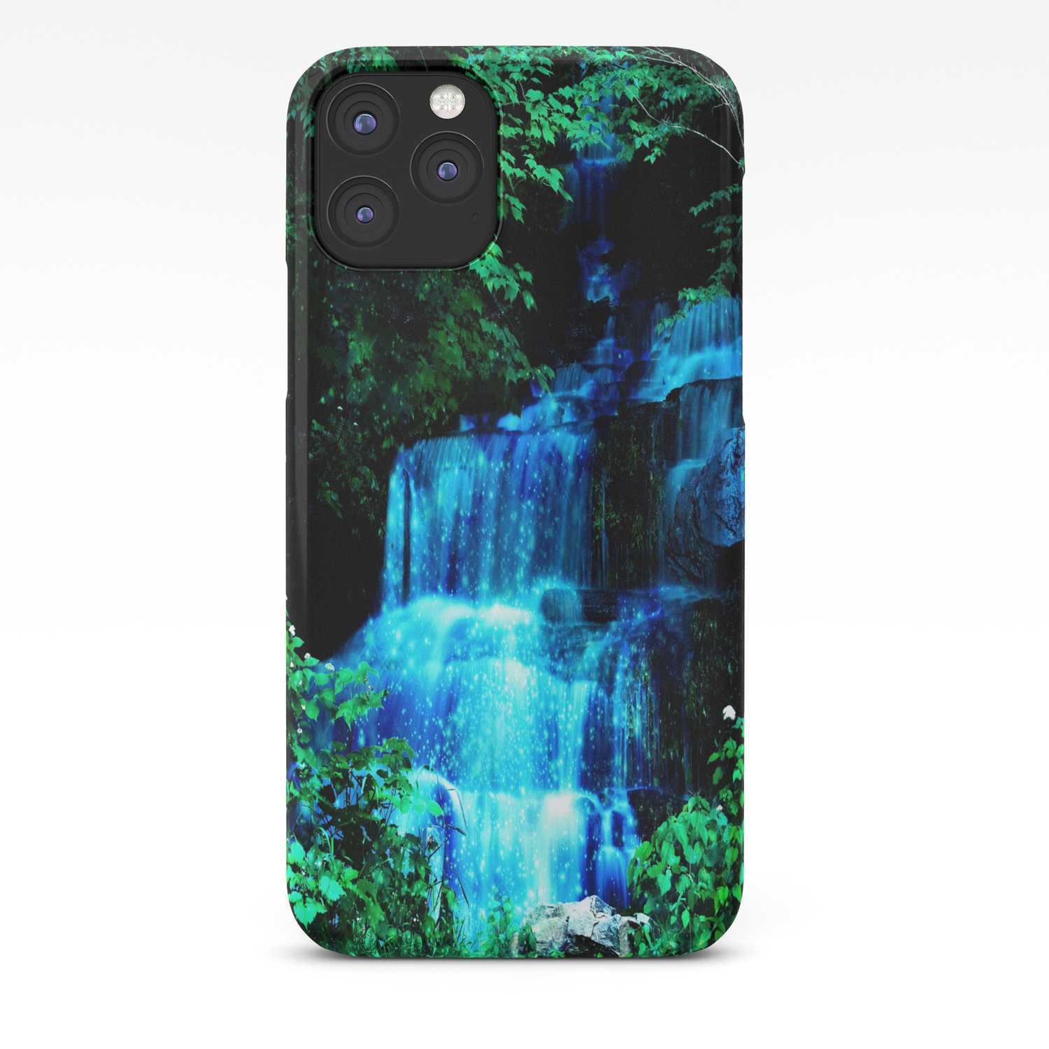 Enchanted Waterfall Iphone Case