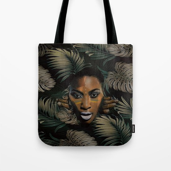 In the jungle Tote Bag