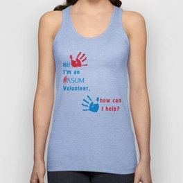 ASUM Volunteer_2 Unisex Tank Top