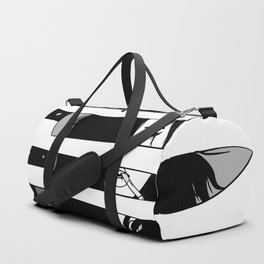 knife to meet you Duffle Bag